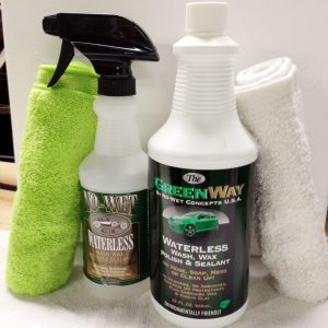 No Wet Car Cleaner